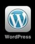 WordPress iPhone Application