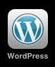 WordPress iPhone Application