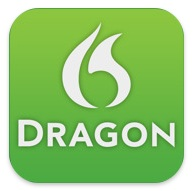 Dragon Dictation App
